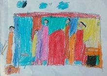 Mahi Dikhale (7 years), Late Dattoba Ramchandra Kale English Medium School, Pune