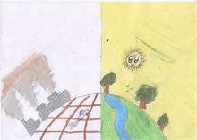 Mihika Joshi (10 years), M. M. E. M. School, Pune