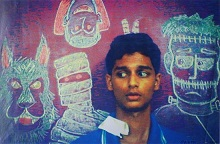 Parth Anant Bhave (19 years), S. B. Patil College of Science, Pune