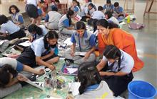 Khula Aasmaan workshop at Orion ICSE School, Mumbai