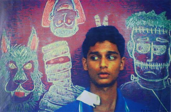 Parth Bhave (18 years), Pune, Maharashtra