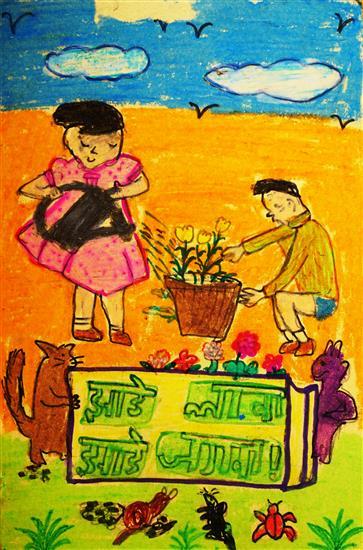 Soham Dwivedi (9 years), Pune, Maharashtra