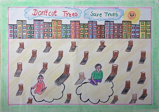 Jannat (9 years), Ahmedpur, Haryana