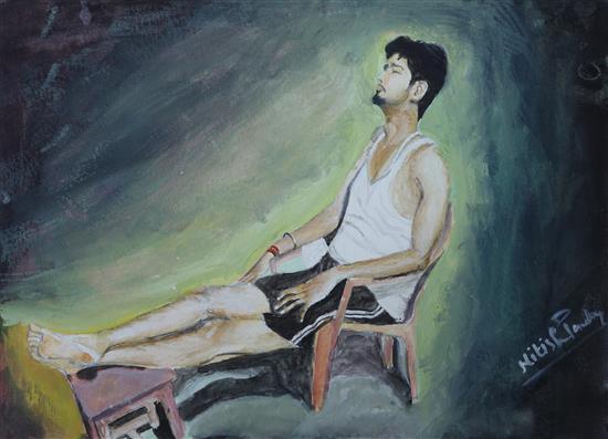 Nitish Pandey (22 years), Varanasi, Uttar Pradesh