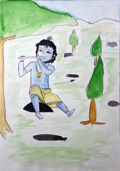 Sahil Nagvekar (12 years), Ratnagiri, Maharashtra