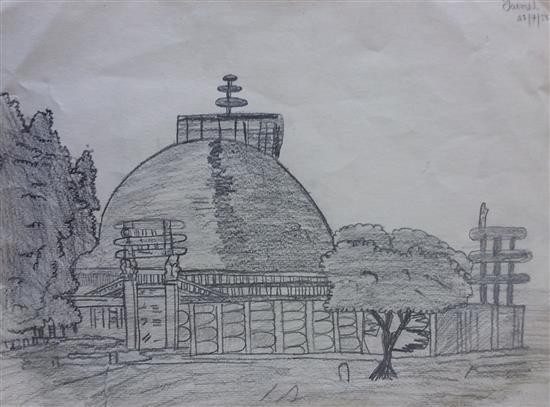 Jainil Bhavsar (9 years), Visakhapatnam, Andhra Pradesh