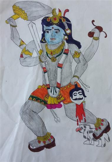 Jobanpreet     (12 years), Ludhiana, Punjab