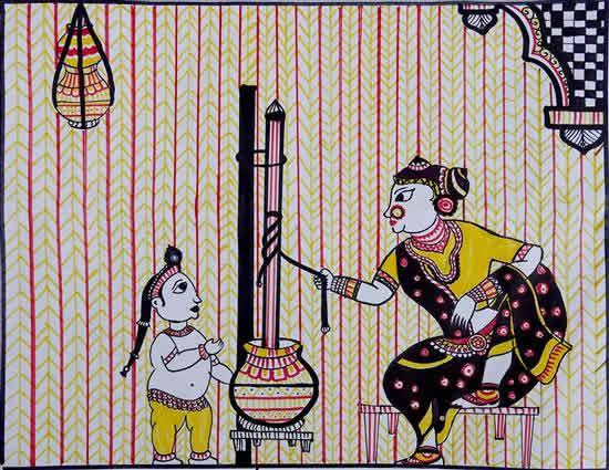 Priyanka. P. Sahoo(14 years), Rourkela, Odisha