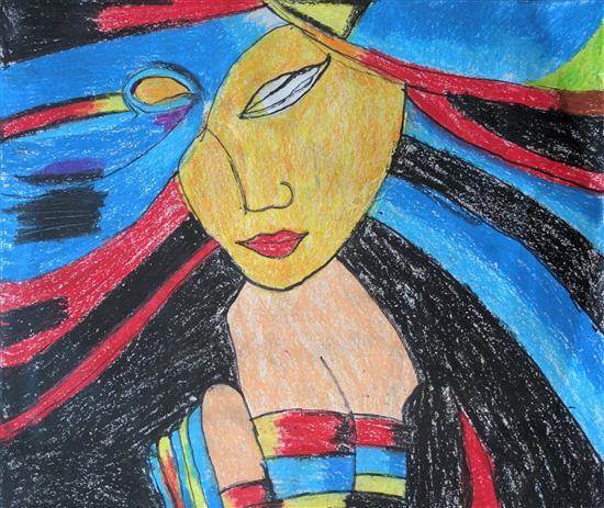 Anvi Patel (10 years), Bhopal, Madhya Pradesh