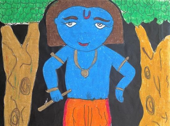 Arushi Nisal (10 years), Mumbai, Maharashtra