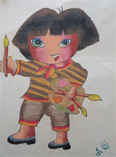 Diya Katgeri (12 years), Mumbai, Maharashtra