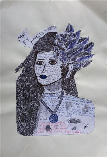 Somiya Thapa (14 years), Dehradun, Uttarakhand