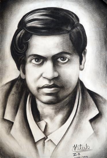 Hitesh Dahiya (16 years), Delhi