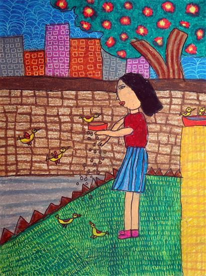 Pia Masand  (7 years), Ahmedabad, Gujarat