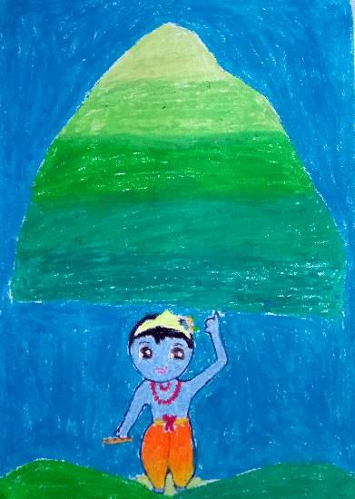 Sanvi Singh (8 years), Pune, Maharashtra