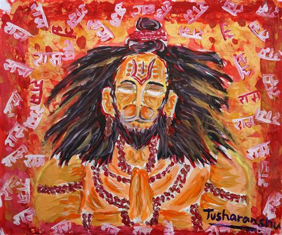 Tusharanshu Kanik  (15 years), Neemuch, Madhya Pradesh