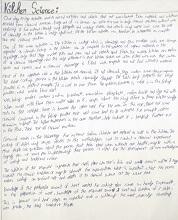 Essay by Shivam Jha