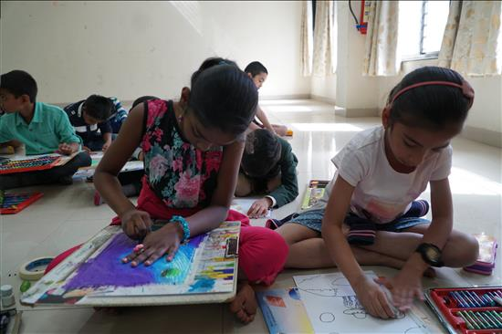 Science Day painting contest - 4