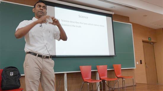 Story of Chemistry talk by Anirban Hazra 1