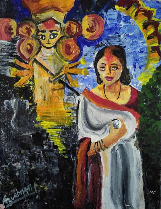 Arundhati Mhaskar (14 years), Thane, Maharashtra