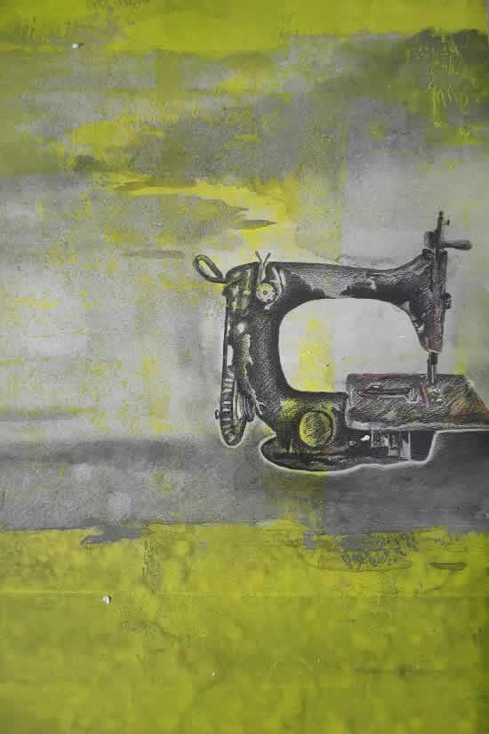 painting by Karan Patel