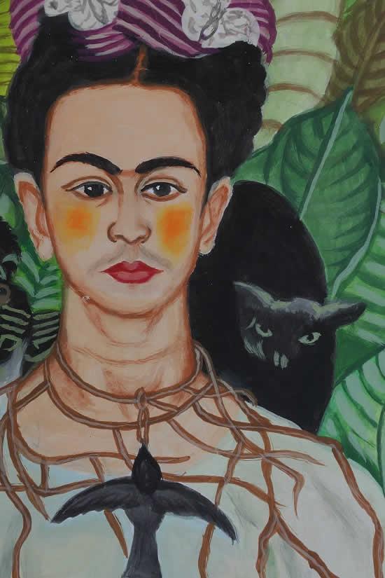 painting by Lata Kumari