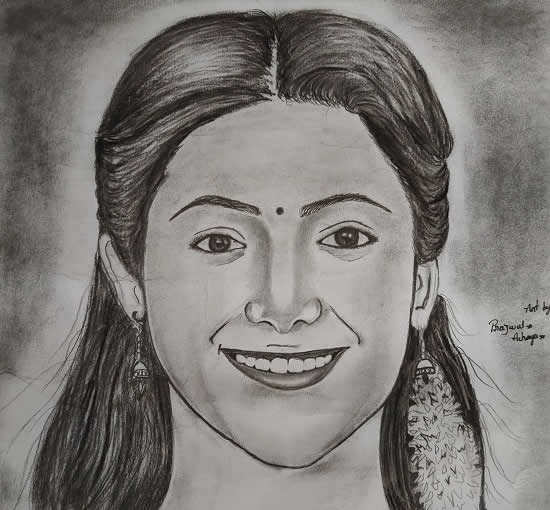 painting by Prajwal Acharya