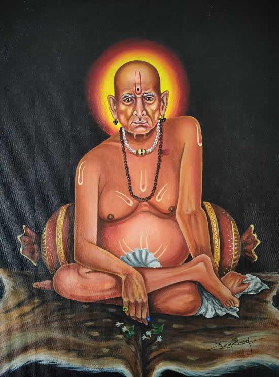 painting by Sejal Yashwant Sheral