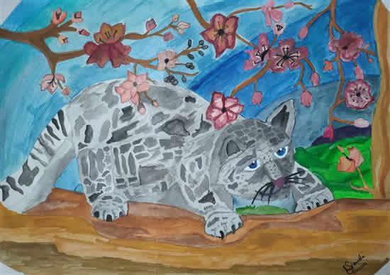 painting by Shivanshi Bansal