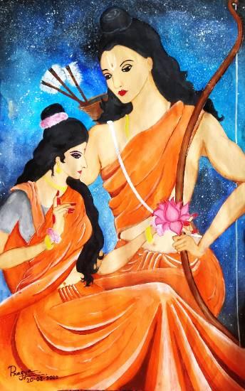 Shortlist for Ramayana Art Contest