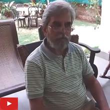 Milind Phadke talks about Khula Aasmaan and Art on Postcard (English)