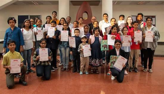 Prize Distribution Ceremony and Science Workshops at IISER, Pune