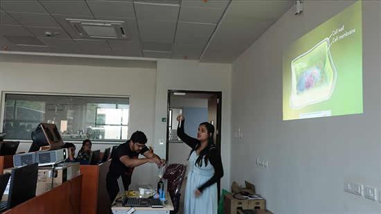 Science Illustration Workshop 4