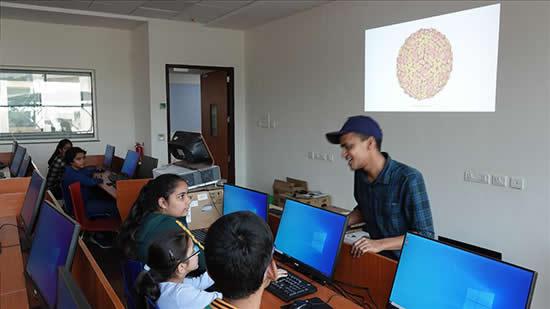 Science Illustration Workshop 6