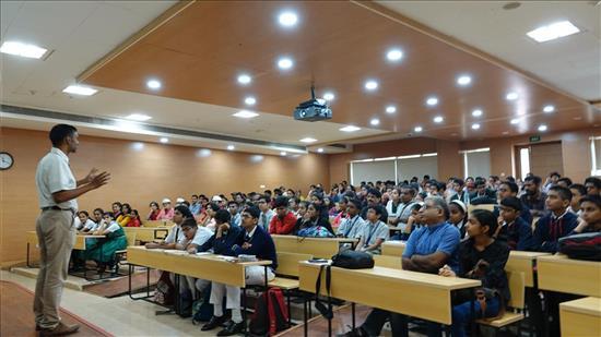 Story of Chemistry talk by Anirban Hazra 3