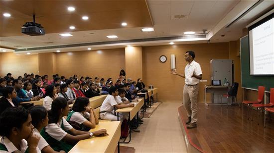 Dr. Anirban Hazra talks about Science