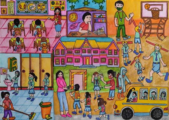 Aron Raj (8 years), Pune, Maharashtra