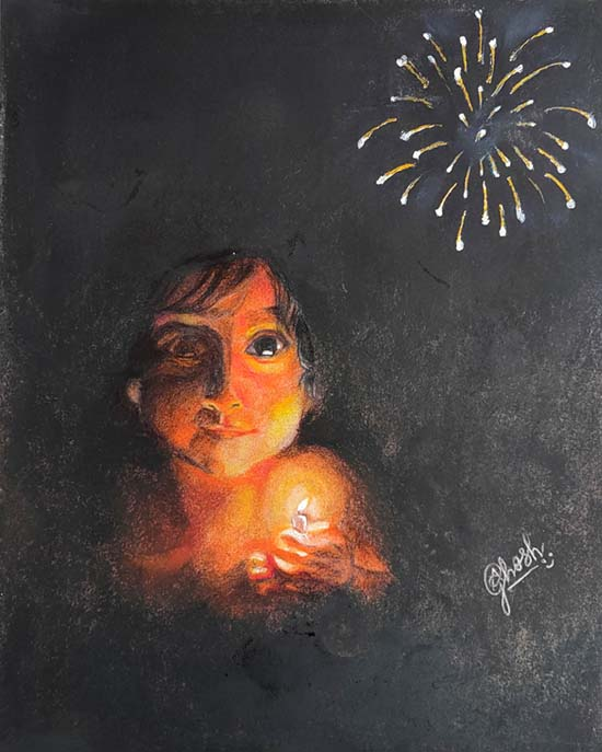 Atrayee Ghosh (14 years), Kolkata, West Bengal