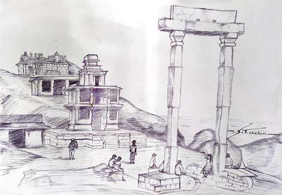 Chetankumar S Teggihalli (17 years), Shiggaon, Karnataka