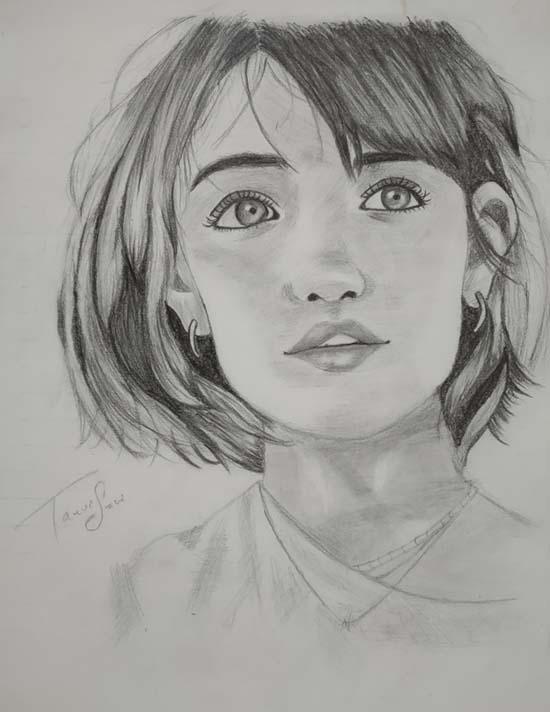 Tanvi Soni (15 years), Ajmer, Rajasthan