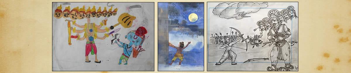 Ramayana Art Contest