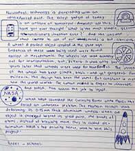 revolutionary wheel science essay by soham karandikar