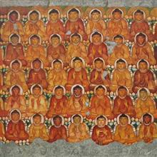 Indiaart - Ajanta Artwork