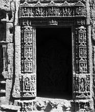 Paintings by Ar Y D Pitkar - Sun Temple, Modhera - 8