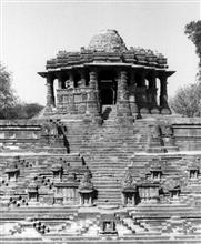 Sun Temple, Modhera - 2, Photo by Ar Y D Pitkar