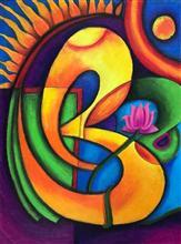 Spiritual - In stock painting