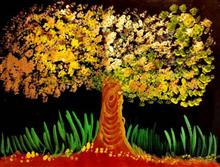 Painting  by Ishani Karan Doshi - Magical Tree
