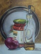 Still-Life - In stock painting