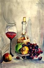 Painting  by Alisha Raghav - Still Life