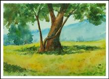 Painting  by Sneha Shinde - Nature